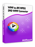 WMV to AVI MPEG DVD WMV Converter